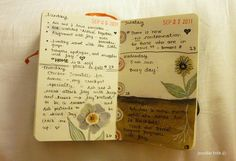 Sketchbook Journal - September by Jenny Frith