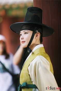 [Drama Moonlight Drawn by Clouds / Love in the Moonlight 구르미 그린 달빛 ☪ Love In The Moonlight Kdrama, Kim You Jung, Moonlight Drawn By Clouds, Cinderella And Four Knights, Love Moon, Weightlifting Fairy Kim Bok Joo, Korean Traditional, Bo Gum, Korean Outfits