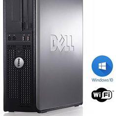 #Black #Friday Sale 2016 ! Dell Optiplex 780 #Desktop #Computer (Intel Core 2 Duo processor, 16GB RAM, 250GB HDD) with Windows 10
