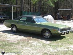 Dodge Coronet Custom sedan