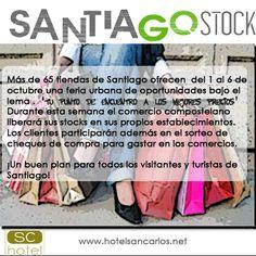 Desde hoy hasta el 6 de octubre se  celebra en #Santiago la primera feria urbana de oportunidades. Un buen plan para nuestros clientes y todos los turistas. #turismo #viajes #Santiago #hotel