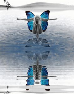 Beautiful colorful pictures and Gifs: Reflecting Water gifs