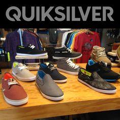 Pisa diferente, usa #Quiksilver  #ActitudQuik #QuikStyke #Colombia