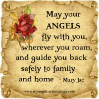 Blessing angels quotes or sayings   Author unknown