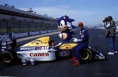 Quelques images de la promo de Monaco Grand Prix 2 en 1992