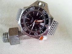 Vos plus belles photos de montres Omega - tome II - Page 29