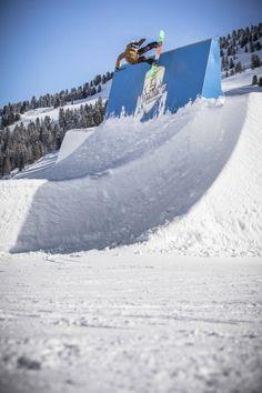Snowlab.de - Snowboard-News: Film und Fotosession Mayrhofen -Tine