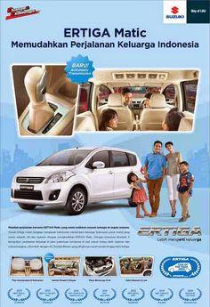 Suzuki Ertiga Matic