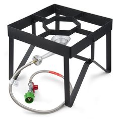 Backyard Pro Square Single Burner Outdoor Patio Stove / Range (SQ14)