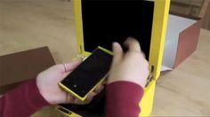 Nokia Lumia 920 Special Edition desempaquetado http://shar.es/hFKGQ