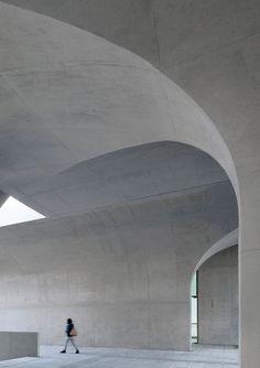 Long Museum West Bund   Shanghai, China   Atelier Deshaus   Photo by Xia Zhi