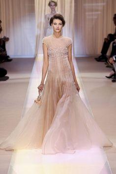 Armani Prive Dress | Armani Prive Haute Couture Autumn 2013