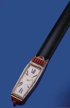 Cartier Art Deco Watch   Flickr - Photo Sharing!