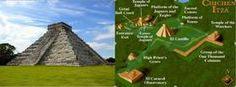 """""""The ruins of Chichen Itza illustrate the glory and majesty of one of  the largest cities built by the Maya."""