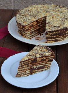 Sweet Recipes, Real Food Recipes, Baking Recipes, Yummy Food, Portuguese Desserts, Portuguese Recipes, Food Wishes, Candy Cakes, Cheesecakes
