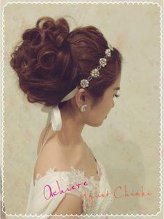 【Achieve】ルーズなカールアップ stylist平石/Achieve 姫路店 【アチーブ】をご紹介。2016年夏の最新ヘアスタイルを100万点以上掲載!ミディアム、ショート、ボブなど豊富な条件でヘアスタイル・髪型・アレンジをチェック。