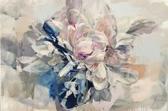 Emily Leonard » White Peony in Indigo: the dream was a lot like this