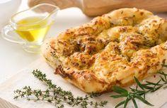 34 receitas de focaccia que garantem um aperitivo maravilhoso
