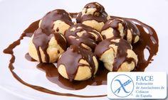 Receta de Petit-choux o profiteroles sin gluten  ,.-  http://www.hogarmania.com/cocina/recetas/postres/200301/petisus-3574.html