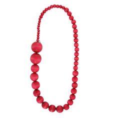 aarikka Saaga Raspberry Necklace