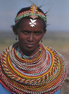 tribes of kenia by Retlaw Snellac, via Flickr