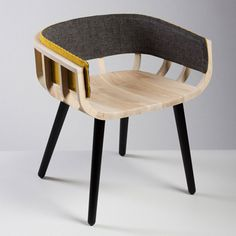 Frame Chair by Notion and Mourne Textiles