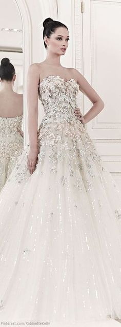 Zuhar Murad | Bridal, Summer 2014 ♔