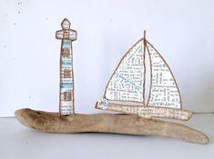 Drift Wood, Suncatchers, Decoration, Diy For Kids, Woodworking, Sculpture, Crafts, Earrings, Paper Envelopes