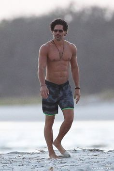 Pin for Later: Feast Your Eyes on Sexy Shirtless Photos of the Magic Mike Stars Joe Manganiello