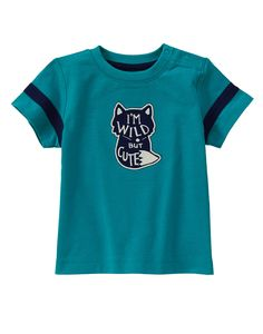 Cute Fox Tee at Gymboree