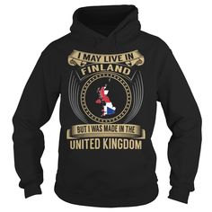 Live in Finland - Made in the United Kingdom - Special, Get yours HERE ==> https://www.sunfrog.com/States/Live-in-Finland--Made-in-the-United-Kingdom--Special-Black-Hoodie.html?id=47756 #christmasgifts #merrychristmas #xmasgifts #holidaygift #finland #visitfinland #thisisfinland #igersfinland