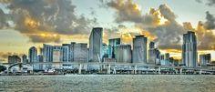#Miami skyline