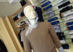 Da Amerigo Vespucci solo filati puri senza sintetici! Emoticon smile #amerigovespucci #modena #abbigliamento Seguici su https://www.facebook.com/AmerigoVespucciAbbigliamento