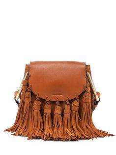Mini Hudson Suede Bag