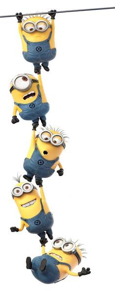 Find out which minion you're most like and tell us who you got in the comments.