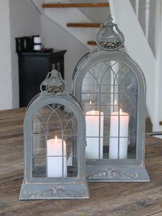 Fresh Chic Antigue lanterns
