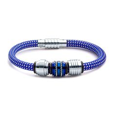 411a2f7c104 Aagaard Mens Jewelry Nylon Rope Bracelet No 1224 Men s Jewelry