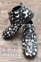 rundholz black label - Boots Dots Clownkappe print - Sommer 2014