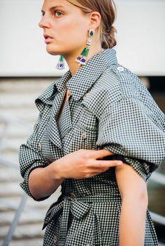 Best Dressed Women At Men's Fashion Week | British Vogue