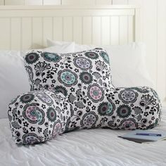 Lounge Around Pillow Covers, Fab Floral | PBteen