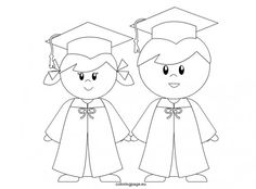 Flash Freebie: Kindergarten Graduation Puppets. Enjoy