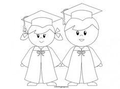 Flash Freebie: Kindergarten Graduation Puppets. Enjoy ...