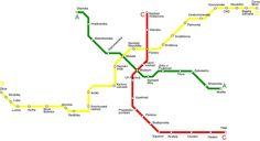 Το Μετρό στην Πράγα | Ταξίδια Take A Tour