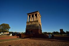 Honoured Dead Memorial, Kimberley, Northern Cape, South Africa | by South African Tourism Diamond City, Places Ive Been, South Africa, Cape, Tourism, African, Memories, Explore, Travel