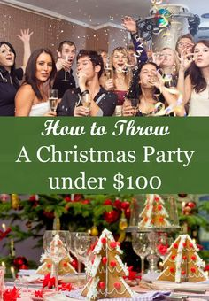 Make a little Merry for less when you throw a Christmas party Aldi style! Make a little Merry for less when you throw a Christmas party Aldi style! Christmas Cocktails, Christmas Party Decorations, Xmas Party, Holiday Parties, Christmas Party Ideas For Teens, Company Christmas Party Ideas, Holiday Ideas, Tacky Christmas Party, Christmas Open House