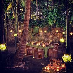 Four Seasons Resort Seychelles - Private dinning
