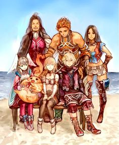 Xenoblade Chronicles - Say Cheese :D Video Game Art, Video Games, Xenoblade X, Xeno Series, Xenoblade Chronicles 2, Best Rpg, Nintendo Characters, Manga Games, Super Smash Bros