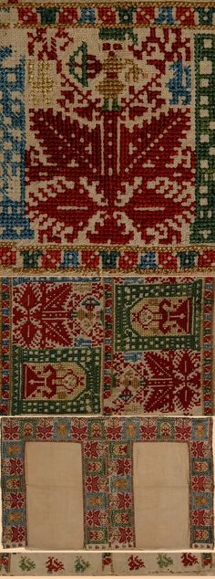Embroidery Sampler, Types Of Embroidery, Silk Ribbon Embroidery, Cross Stitch Embroidery, Embroidery Patterns, Art Patterns, Textiles, Cross Stitch Designs, Cross Stitch Patterns