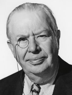Charles Coburn, 1877 - 1961.  The Lady Eve, Kings Row, The Constant Nymph, and The More the Merrier, are a few of his films.