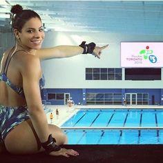 Time Brasil começa a chegar a Toronto e tomar conta da Vila Pan-Americana